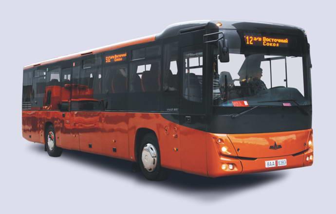 маз 231, автобус маз 231